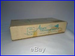 12 Vintage APEX No. 2 Tournament Darts USA Turkey Feather Flight W Box Baseball