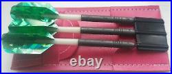 18g Used Unknown Rare Custom Handmade Steel Tip Ringed Copper Tungsten Darts