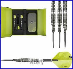 21 Gram 975 03 Swiss 97.5% Tungsten Steel Tip Dart By Target With Swiss Points