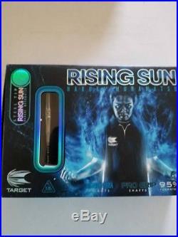 22 Gram Target Haruki Rising Sun 95% Tungsten Steel Tip Darts