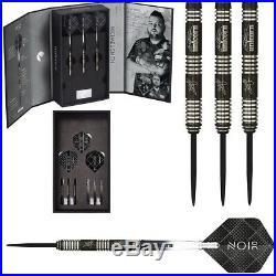24 Gram Michael Smith Unicorn Noir Wc Deluxe Player Edition 90% Tungsten Darts