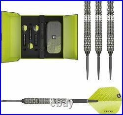 25 Gram 975 02 Swiss 97.5% Tungsten Steel Tip Dart By Target With Swiss Points