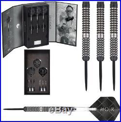 25 Gram Seigo Asada Unicorn Deluxe Player Edition Noir 90% Tungsten Darts