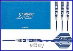 25 Gram Unicorn Sigma Hs Deluxe 95% Tungsten Steel Tip Darts