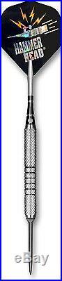 (26 Gramme) Bottelsen Hammer Head Steel Tip 90% Tungsten Original 0.7cm