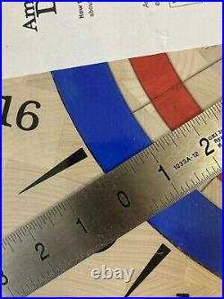 American Style Dartboard Basswood, A. B. D. A. Approved (Shooter's Board)