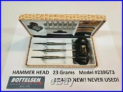 BOTTELSEN HAMMER HEAD GT's 23 gram 239GT3