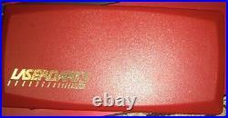Black Eagle 23 Gram Movable Point Elc 90%tungsten, Steel Tip Darts Laserdarts