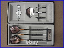 Black Eagle Steel Tip Darts 21g Fixed Tungsten LS-BEF221-21 with FREE Shipping