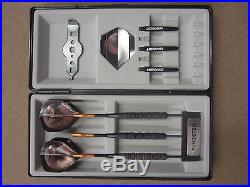 Black Eagle Steel Tip Darts 24g Fixed KN Tungsten LS-BEF224-24 with FREE Shipping