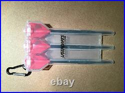 Black Widow Steel Tip Darts 25g Movable Tungsten LS-BWM225-25 K withFREE Shipping