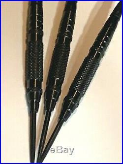 Black Widow Steel Tip Darts 28 Gram Fixed Point Lbwf2 Free Shipping Free Flights