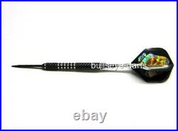 Bottelsen 234ggbk Gorilla Grip Hammer Head 23 Gram Steel Tip Darts