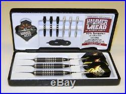 Bottelsen 2692bk Tough Coat Hammer Head 26 Gram Darts