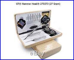 Bottelsen Hammer Head 275GT3 Steel Tip Dart Set 90% Tungsten Moveable Point