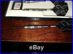 Bottelsen Hammer Head 27 gram 90% Tungsten Black Steal Darts Made USA 275GT3BK