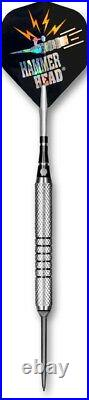 Bottelsen Hammer Head Darts 2242 Coarse Knurl 22 Gram Darts