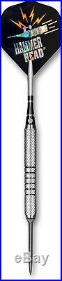 Bottelsen Hammer Head Darts 2692 Coarse Knurl 26 Gram Darts