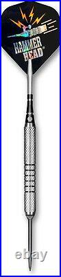 Bottelsen Hammer Head Darts 2892 Coarse Knurl 28 Gram Darts