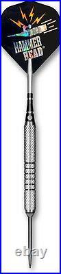 Bottelsen Hammer Head Darts 3092 Coarse Knurl 30 Gram Darts