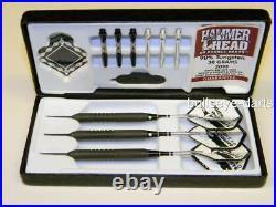 Bottelsen Hammer Head Edge Grip 309e 30 Gram Steel Tip Darts