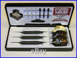 Bottelsen Hammer Head Edge Grip 325e 32 Gram Darts