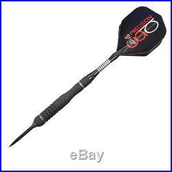 Bottelsen Hammer Head Precision Grip Shark Skin Steel Tip Darts Style 1 23gr