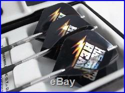 Bottelsen darts G. T. 249GTBK Hammer Head 24gm Steel-tip