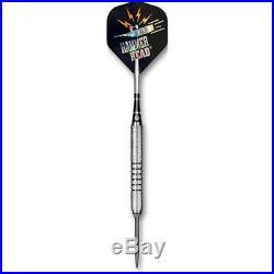 Darts Bottelsen Hammer Head Steel Tip Tungsten Original 32-Inch Diameter 30 Gram