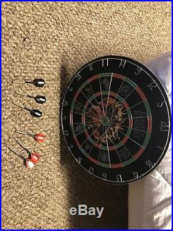 Game Of Thrones Dart Board Limited Edition HBO Dartboard Set