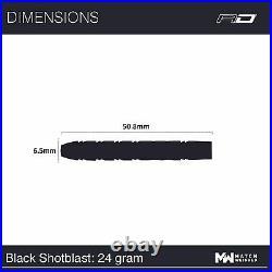 Gerwyn Price Darts Tungsten Sets 22g, 24g, 26g Steeltip & 20g Softip -Gezzi Iceman