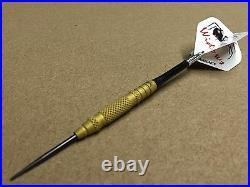 Gold Widow Steel Tip Darts 22g Movable Tungsten LS-GWM222-22 Kn withFREE Shipping