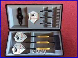 Gold Widow Steel Tip Darts 26g Fixed Tungsten LS-GWF126-26 Sm with FREE Shipping