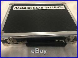 Hammer Head Bottelsen Darts 24 AND 26 Gram 80% Tungsten Steel Tip Dart 2480/2680