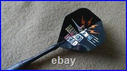 Hammer Head Edge 28g Steel Tip Darts 90% Tungsten 289E with FREE Shipping