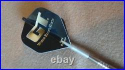 Hammer Head GT G. T. 23g Steel Tip Darts 90% Tungsten 239GT3 with FREE Shipping