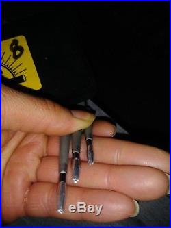 Hammer Head GT G. T. 24g Steel Tip Darts 90% Tungsten 249GT with FREE Shipping