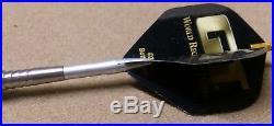 Hammer Head GT G. T. 25g Steel Tip Darts 90% Tungsten 255GT3 with FREE Shipping