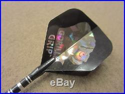 Hammer Head Gorilla Grip 23g Steel Tip Darts 90% Tungsten 239GG with FREE Shipping