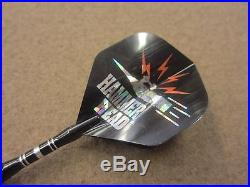 Hammer Head Knurled 32g Steel Tip Darts 90% Tungsten 3252 with FREE Shipping