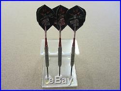 Hammer Head Steel Tip Darts 26g 90% Tungsten 2692 with FREE Shipping & Case