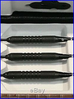 Hammerhead 24 Gram Black Steal Bottelsen Darts 249e Free Shipping Free Flights