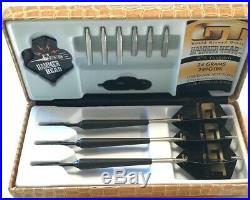 Hammerhead Bottelsen 249gtbk Black Steal Gt's 24 Gram Free Shipping N Flights