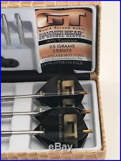 Hammerhead Gt's 255 Gt3 Steel Tip Bottelsen Darts Brand New Free Shipping