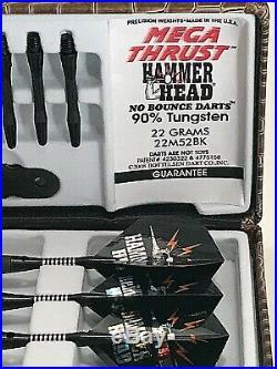 Hammerhead Mega Thrust 22m52bk Bottelsen 22 Gram Steel Brand New Free Shipping