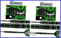 Harrows Avanti 90% Tungsten Steel Tip Darts