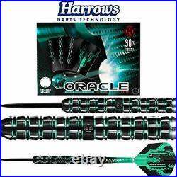 Harrows Oracle 90% Tungsten Steel Tip Darts 22