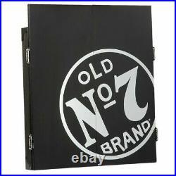 Jack Daniel Old No. 7 Steel Tip Dartboard Kit FREE Shipping