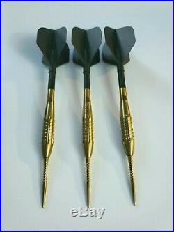 John Lowe 23 Gram Phase 2 Gold Shark Grip Purist 90% Tungsten