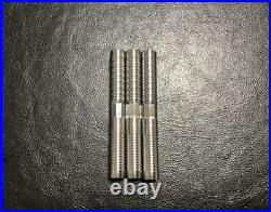 Joker Driver Barrel Only CRYSTAL INSPIRE IOWA 18.5g L48mm 95% Tungsten 2BA MINT